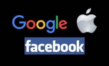 Google, Apple και Facebook  VS Donald Trump