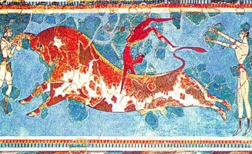 Eντυπωσιακή αναπαράσταση του Μινωικού πολιτισμού από το BBC
