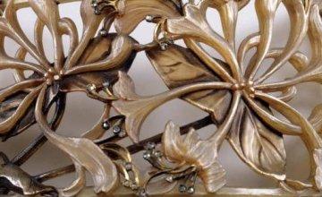 ART NOUVEAU Από τις συλλογές του Badisches Landesmuseum της Καρλσρούης ΜΟΥΣΕΙΟ ΜΠΕΝΑΚΗ