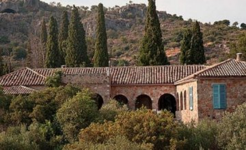 Μια νέα, μεγάλη δωρεά του Ιδρύματος Σταύρος Νιάρχος στο Μουσείο Μπενάκη για το σπίτι του Patrick και της Joan Leigh Fermor στην Καρδαμύλη