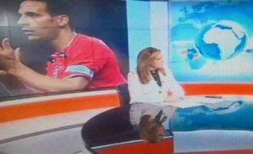 Στις ειδήσεις στις 9 μμ. από την ΕΡΤ (στην αθλητική ενότητα που αρχίζει περίπου 9.40)