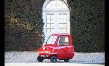 Το πιο μικρό αυτοκίνητο στο κόσμο!
