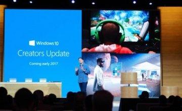 Τα Windows 10 Creators Update έρχονται στις 11 Απριλίου!