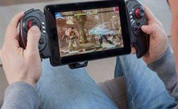 Bluetooth ασύρματο τηλεσκοπικό gamepad για τάμπλετ εώς 10 inch