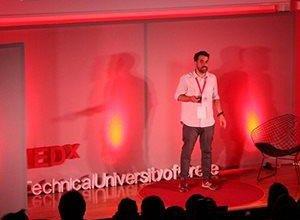 Νεανική καινοτομία και τόλμη αποκάλυψε η διαρροή φωτός του TEDx Technical University of Crete