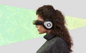 Η Avegent κάνει το ντεμπούτο του σε μικρά ακουστικά εικονικης πραγματικότητας