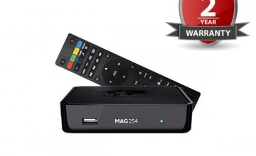 Infomir MAG254 IPTV SET-TOP BOX