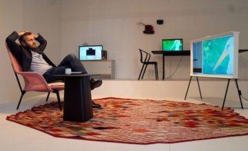 Η ιστορία της τηλεόρασης της Samsung «Συγχώνευση τέχνης και της τεχνολογίας