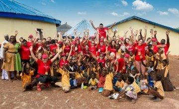Το Ίδρυμα Vodafone υποστηρίζει το έργο της ActionAid στο Επίκεντρο, τον νέο πολυχώρο δράσης και αλλαγής στην Αθήνα
