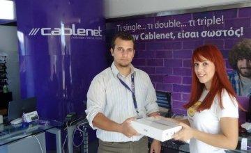 Έτοιμη για είσοδο στην κινητή τηλεφωνία η Cablenet