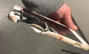 Ένα iPhone σώζει τη ζωή κατόχου του στη βομβιστική επίθεση του Manchester