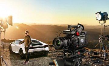 Η τέλεια κάμερα για ψηφιακή ταινία, εκπομπή, ζωντανή παραγωγή και πολλά άλλα!