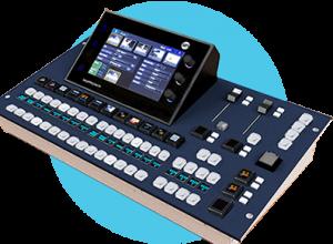 Η SAM παρουσιάζει το Masterpiece 12G-SDI UHD, το πρώτο UHD Master Control Switcher στον κόσμο!