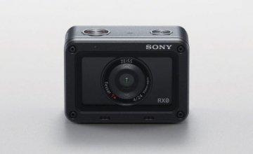 Η Sony παρουσιάζει την ανθεκτική και αδιάβροχη RX0