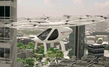Θα πάτε μια βόλτα σε ένα πιλοτικό ουρανό ταξί;