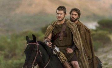 BBC: σήριαλ ο πόλεμος της Τροίας με Αχιλλέα Πάτροκλο και θεό Δία μαύρους ηθοποιούς – φωτό