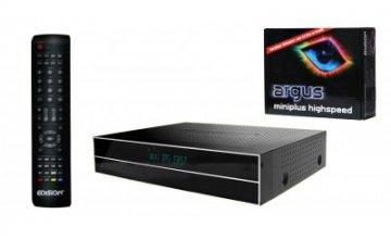 Ο νέος Combo HD Δέκτης της οικογένειας ARGUS είναι πλέον γεγονός!
