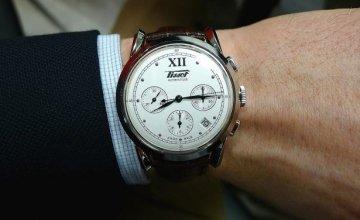 Το Tissot Heritage 1948 είναι ένα ρολόι με μεγάλη ιστορία