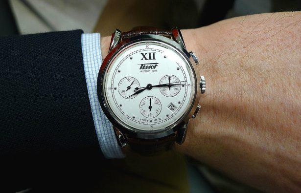 Το Tissot Heritage 1948 είναι ένα ρολόι με μεγάλη ιστορία - MEDIA ZONE 101e3a5d624