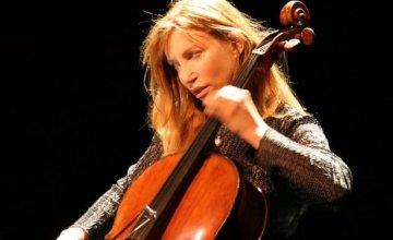 Gareth Davis & Frances-Marie Uitti | Mουσική στη Στέγη | 11.1.2018 | Μικρή Σκηνή στις 20:30