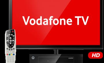 Η ΤΗΛΕΟΡΑΣΗ της Vodafone TV