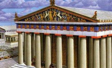 Το BBC υμνεί την ελληνική Τέχνη – «Έτσι θα ήταν με χρώματα ο Παρθενώνας στον Χρυσό Αιώνα»
