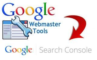 Νέα έκδοση του Google Search Console