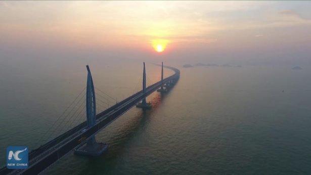 Η μεγαλύτερη γέφυρα του κόσμου είναι γεγονός