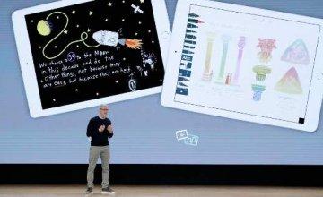 Η Apple μόλις παρουσίασε το πιο φθηνό iPad όλων των εποχών -Κάτι παραπάνω από 300 ευρώ