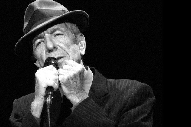 Μοναδική συνεύρεση! Αφιέρωμα στον Leonard Cohen με τους Κώστα Μαγγίνα, Σεμέλη Ταγαρά & David Lynch