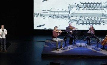 Ντοκιμαντέρ για το Kronos Quartet στο Νιάρχος