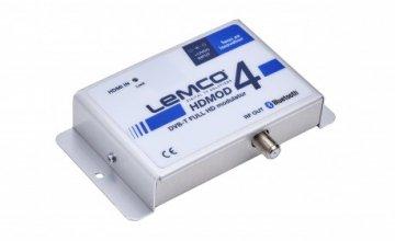 To νέο modulator LEMCO HDMOD-4 με bluetooth διαθέσιμο στο Praxisvision