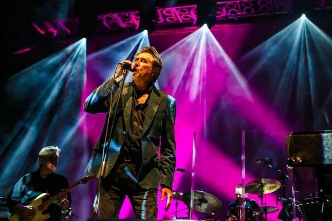 O Bryan Ferry στο Ηρώδειο για μία συναυλία!