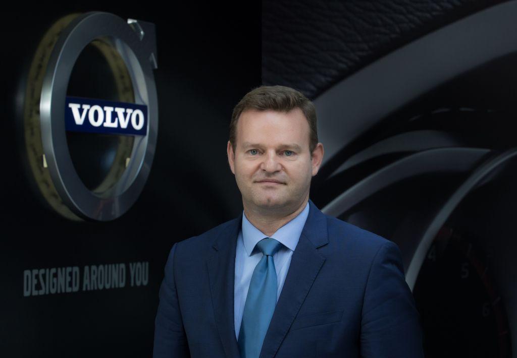 Νέος πρόεδρος και διευθύνων σύμβουλος στη Volvo Car Hellas
