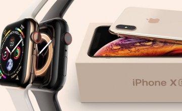 Μια «γεύση» από τα νέα iPhones και Apple Watch