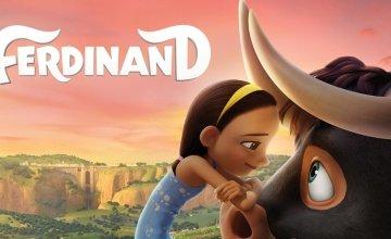 «Φερδινάνδος»: Η υποψήφια για Όσκαρ Καλύτερης Ταινίας Κινουμένων Σχεδίων στη Nova