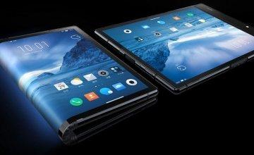 To πρώτο smarthphone στο κόσμο που διπλώνει σαν πορτοφόλι