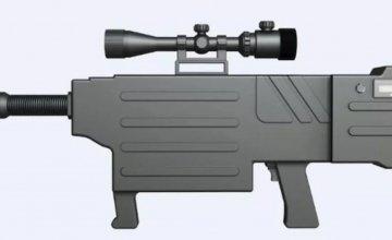 Κατασκεύασαν όπλο laser που μπορεί να σου βάλει φωτιά στο 1 χιλιόμετρο