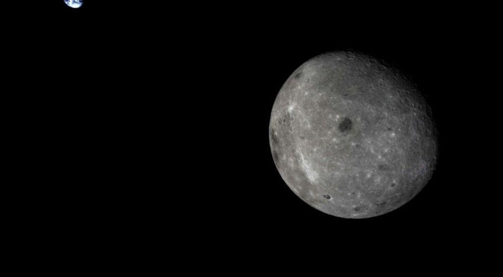 Η Κίνα ξεκινά να πατήσει πρώτη την σκοτεινή πλευρά της σελήνης