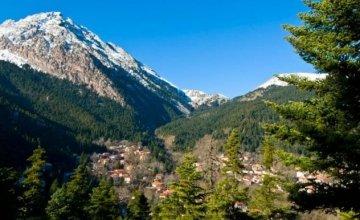 Παύλιανη: Το μικρό, παραδεισένιο χωριό με την παραδοσιακή αρχιτεκτονική