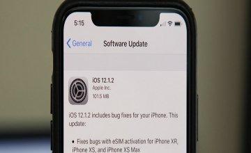 H Apple έκανε διαθέσιμη την iOS 12.1.2 στο ευρύ κοινό