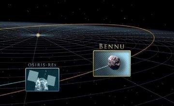 Ύπαρξη νερού στον αστεροειδή Bennu διαπίστωσε το OSIRIS-REx της NASA