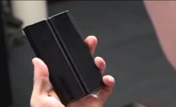 Η κινεζική Xiaomi παρουσίασε το πρώτο «έξυπνο» κινητό τηλέφωνο που διπλώνει στα τρία