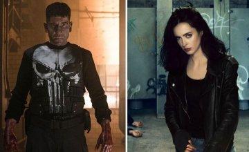Το Netflix ακυρώνει τις σειρές «The Punisher» και «Jessica Jones»