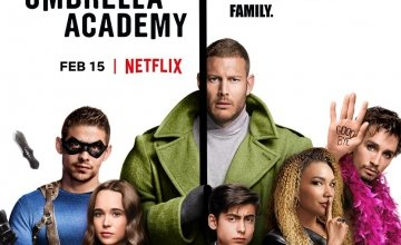 The Umbrella Academy: Στον αέρα το πρώτο τρέιλερ της σειράς