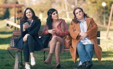 «Μαμάδες στο παγκάκι»: Η νέα, ελληνική, χιουμοριστική, μίνι σειρά έρχεται αποκλειστικά στο Novalifε!