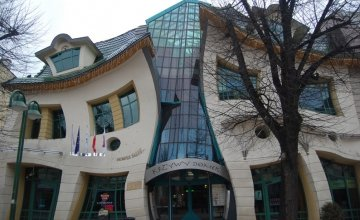 Τα 30 πιο παράξενα κτίρια στον κόσμο