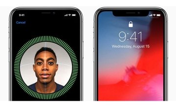 Κλείδωμα/ξεκλείδωμα με το πρόσωπό από την Apple