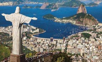 Ρίο ντε Τζανέιρο: Παγκόσμια πρωτεύουσα της αρχιτεκτονικής για το 2020