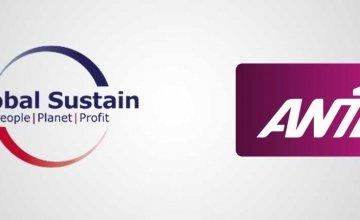 Ο ΑΝΤ1 platinum μέλος του δικτύου της Global Sustain